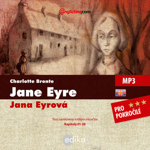 Audiobook Jane Eyre (EN) - Charlotte Brontëová - Michelle Smithová
