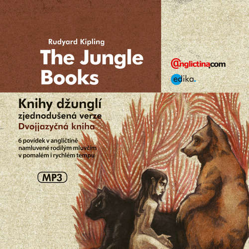 Audiobook The Jungle Books (EN) - Rudyard Kipling - Karl Prater