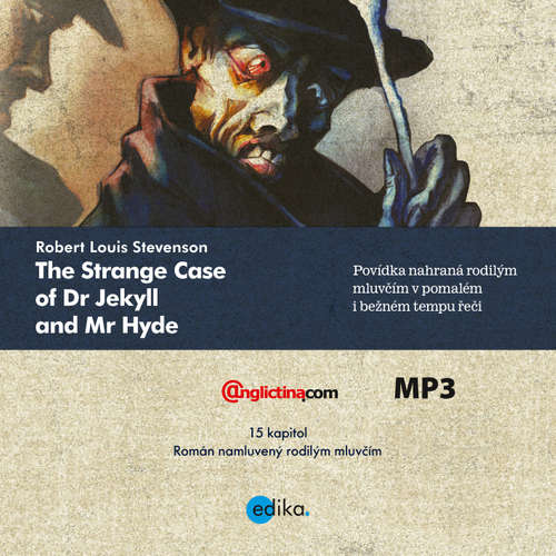 Audiokniha The Strange case of Dr Jekyll and Mr Hyde (EN) - Robert Louis Stevenson - Ben Epperson