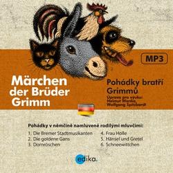 Märchen der Brüder Grimm (DE) - Jacob Grimm (Hoerbuch)