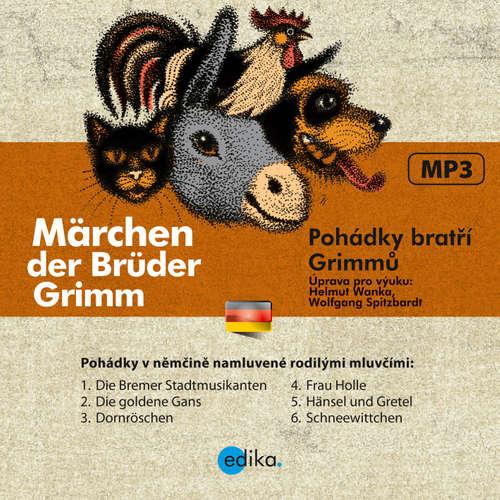 Hoerbuch Märchen der Brüder Grimm (DE) - Jacob Grimm - Wolfgang Spitzbardt