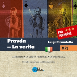La Verità (IT) - Luigi Pirandello (Audio libro)
