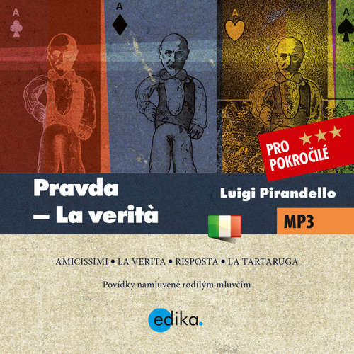 Audio libro La Verità (IT) - Luigi Pirandello - Ulrich Bovo