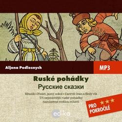 Ruské pohádky (RUS) - Aljona Podlesnych (Audiokniga)