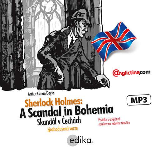 Audiobook Sherlock Holmes - A Scandal in Bohemia (EN) - Arthur Conan Doyle - Ben Epperson