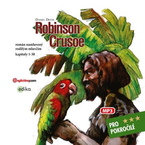 Robinson Crusoe (EN) - Daniel Defoe (Audiobook)