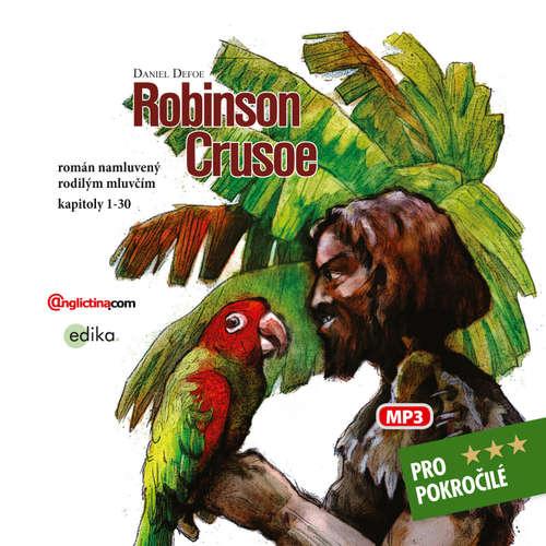 Audiobook Robinson Crusoe (EN) - Daniel Defoe - Karl Prater