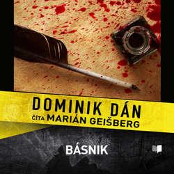 Audiokniha Básnik - Dominik Dán - Marián Geišberg