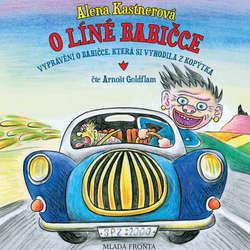 Audiokniha O líné babičce - Alena Kastnerová - Arnošt Goldflam