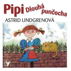 Pipi Dlouhá punčocha - Astrid Lindgrenová (Audiokniha)