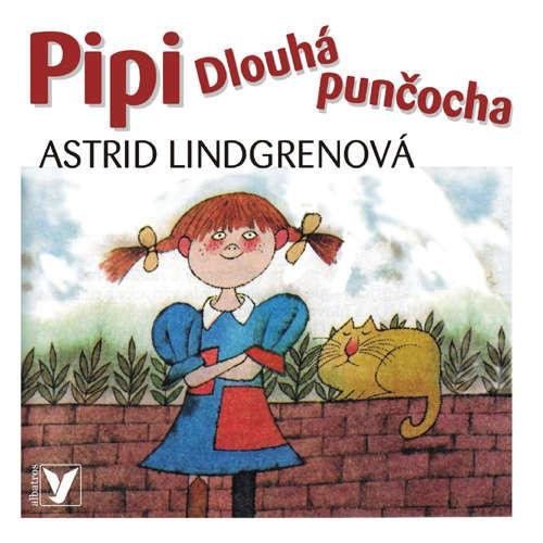 Audiokniha Pipi Dlouhá punčocha - Astrid Lindgrenová - Veronika Gajerová