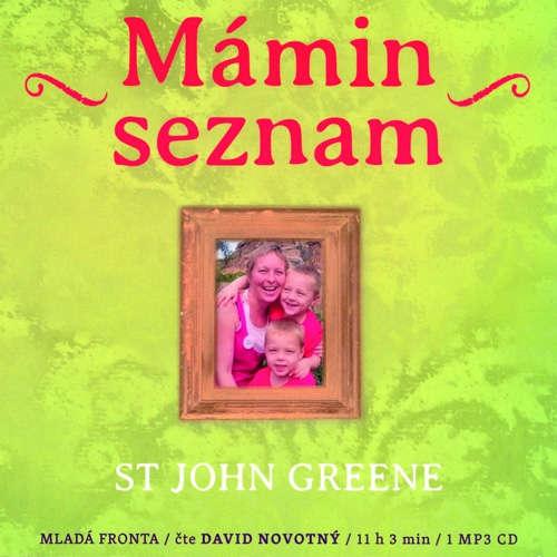 Audiokniha Mámin seznam - St. John Greene - David Novotný