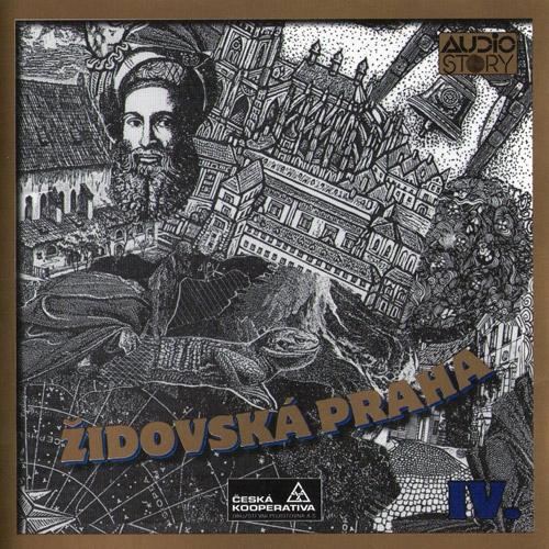 Židovská Praha - Praha v pověstech, mýtech a legendách