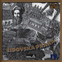 Audiokniha Židovská Praha - Praha v pověstech, mýtech a legendách - Alois Jirásek - Josef Somr