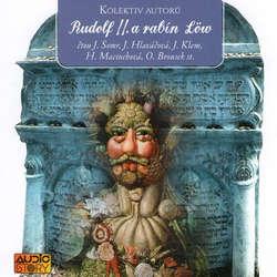 Audiokniha Rudolf II. a rabín Löw - Alois Jirásek - Josef Somr