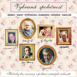 Vybraná společnost - Hvězdy vyprávějí - Authors Various (Audiokniha)