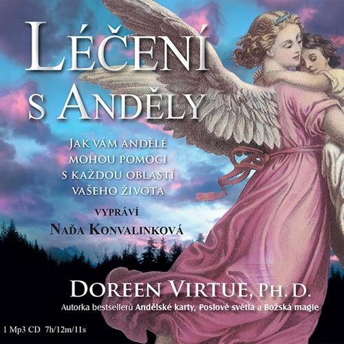 Léčení s anděly - Doreen Virtue (Audiokniha)