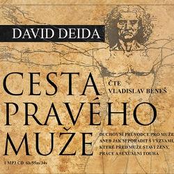 Cesta pravého muže - David Deida (Audiokniha)