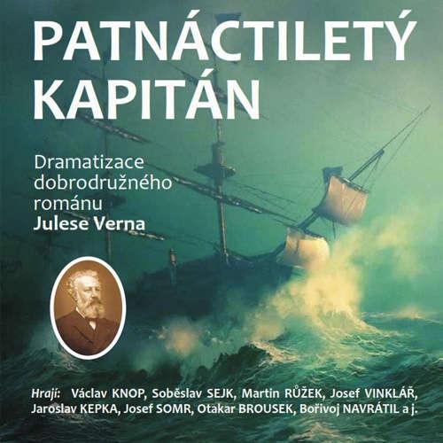 Audiokniha Patnáctiletý kapitán - Jules Verne - Josef Somr