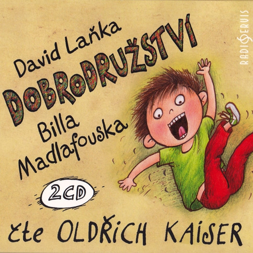 Dobrodružství Billa Madlafouska - David Laňka (Audiokniha)