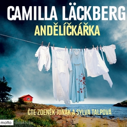 Andělíčkářka - Camilla Läckbergová (Audiokniha)