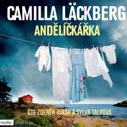 Audiokniha Andělíčkářka - Camilla Läckbergová - Sylva Talpová