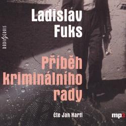 Příběh kriminálního rady - Ladislav Fuks (Audiokniha)