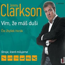 Vím, že máš duši - Jeremy Clarkson (Audiokniha)
