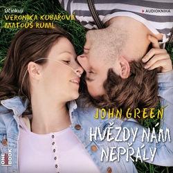 Hvězdy nám nepřály - John Green (Audiokniha)