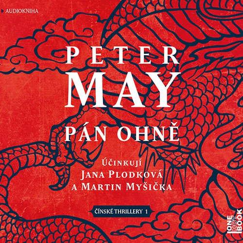Audiokniha Pán ohně - Peter May - Martin Myšička