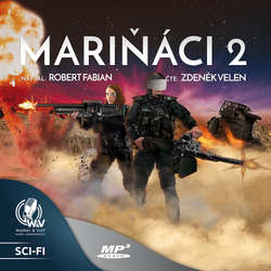 Audiokniha Mariňáci 2 - Robert Fabian - Zdeněk Velen