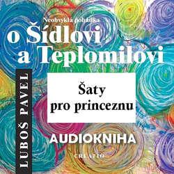 Audiokniha Neobvyklá pohádka o Šídlovi a Teplomilovi - šaty pro princeznu - Luboš Pavel - Luboš Pavel