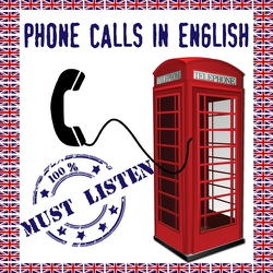 Phone Calls in English - Elise Colle (Audiobook)