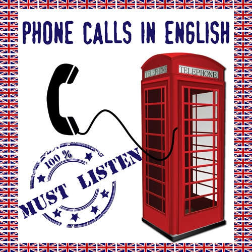 Audiobook Phone Calls in English - Elise Colle - Rôzni Interpreti