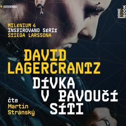 Dívka v pavoučí síti - Milénium IV - David Lagercrantz (Audiokniha)