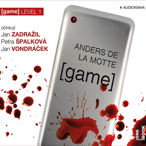 GAME - Anders de la Motte (Audiokniha)