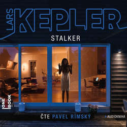 Audiokniha Stalker - Lars Kepler - Pavel Rímský