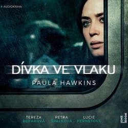 Audiokniha Dívka ve vlaku - Paula Hawkins - Tereza Bebarová