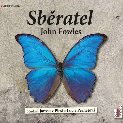 Audiokniha Sběratel - John Fowles - Jaroslav Plesl
