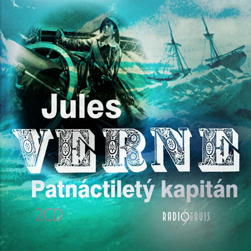 Audiokniha Patnáctiletý kapitán - Jules Verne - Michal Pavlata