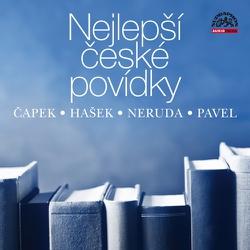 Nejlepší české povídky - Jan Neruda (Audiokniha)