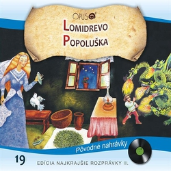 Najkrajšie Rozprávky 19 - Pavol Dobšinský (Audiokniha)