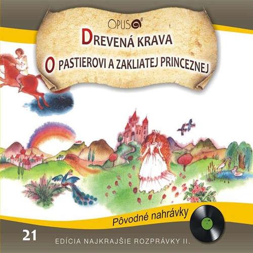 Audiokniha Najkrajšie rozprávky 21 - Pavol Dobšinský - Eva Rysová