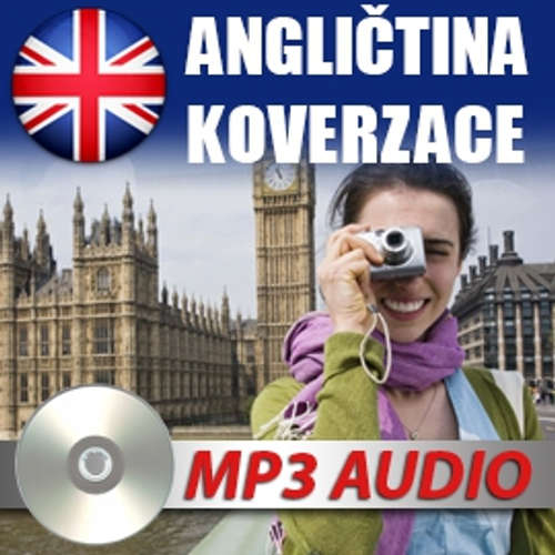 Audiobook Anglická konverzace - Various authors - Rôzni Interpreti