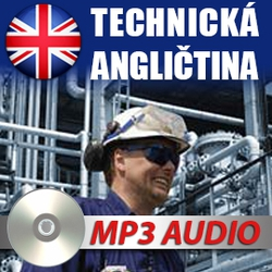 Technická angličtina - Rôzni Autori (Audiobook)