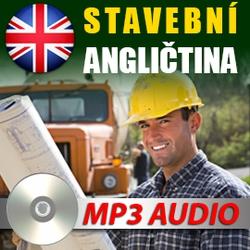 Stavební angličtina - Authors Various (Audiobook)