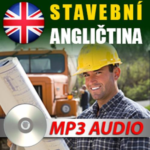 Stavební angličtina - Různí Autoři (Audiobook)