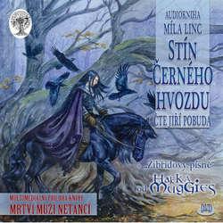 Audiokniha Stín Černého hvozdu - Míla Linc - Jiří Pobuda