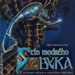 Stín modrého býka - Františka Vrbenská (Audiokniha)