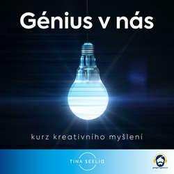 Audiokniha Génius v nás - Tina Seelig - Tereza Richtrová